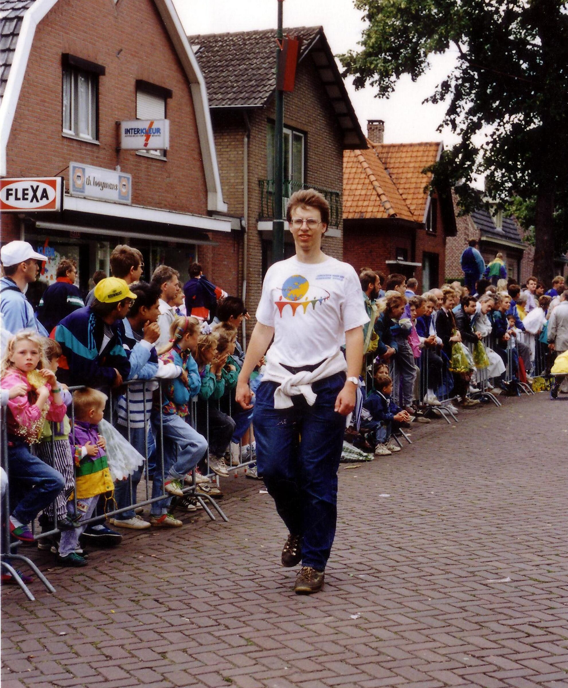 1991 Kennedymars Someren.JPG