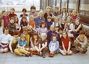1972 WillemBarentzschool 2e klas.jpg
